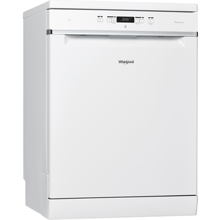 Whirlpool dishwasher: full size, white color - WFC 3C24 P UK