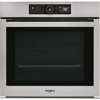 Whirlpool built in electric oven: inox color, self cleaning - AKZ9 6270 IX