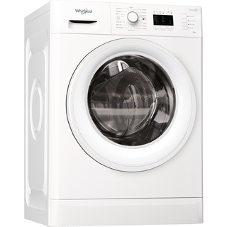 Whirlpool freestanding front loading washing machine: 6kg - FWL61252W UK