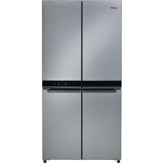 Frigorífico americano side-by-side WQ9 E1L  Whirlpool: Color Inox 591L Total No Frost A+ WCollection