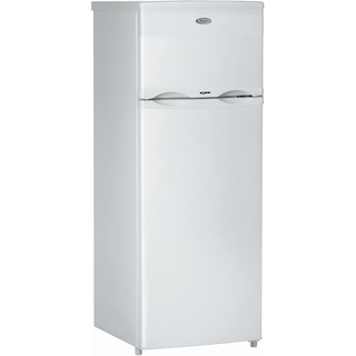 Whirlpool freestanding double door - WTE2210 W.1