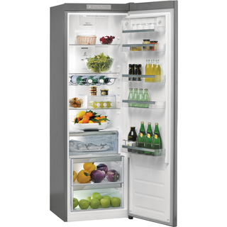 Whirlpool SW8 AM2C XARL.1 Fridge in Stainless Steel