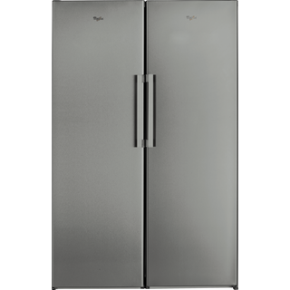 Whirlpool SW81QXR 369L Fridge - Stainless Steel