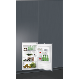 Whirlpool ARG137/A+ 137L Integrated Fridge - White