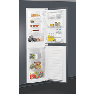 Whirlpool built in fridge freezer - ART 4550/A+ SF.1
