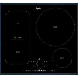 Whirlpool induction glass-ceramic hob - ACM 847/BA