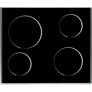 Glaskeramik-Kochfläche, 60 cm breit AKT 100/IX