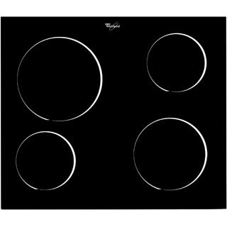 Glaskeramik-Kochfläche, 60 cm breit AKT 108/NE