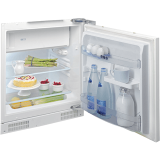 Whirlpool integrated fridge: white color - ARG 646 A+