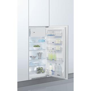 Einbau-Kühlschrank mit Gefrierfach; Nische 120 ARG 737/A+/5