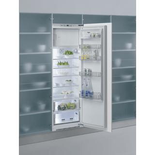 Integrierbarer Einbau-Kühlschrank mit Gefrierfach; Nische 178 ARG 746/A+/5