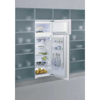Integrierbare Einbau-Kühl- Gefrierkombination; Nische 145 ART 380/A+