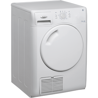 Whirlpool tumble dryer: freestanding, 7kg - AZB 7570