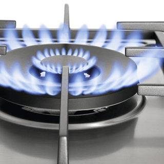 Whirlpool Gas Hob: 4 gas burners - GOW 6423/NB 2