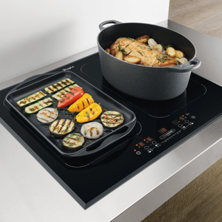 Whirlpool Fusion ACM868BAIXL Induction Hob - Black 7