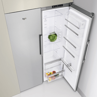 Whirlpool SW81QXR 369L Fridge - Stainless Steel 4