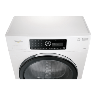 Whirlpool SupremeCare FSCR12441 Washing Machine in White 12