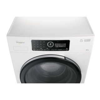 Whirlpool SupremeCare FSCR12441 Washing Machine in White 13