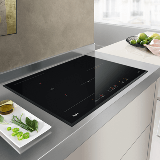 Whirlpool ACM 808/BA/S Built-In Induction Hob in Silver Dawn 16