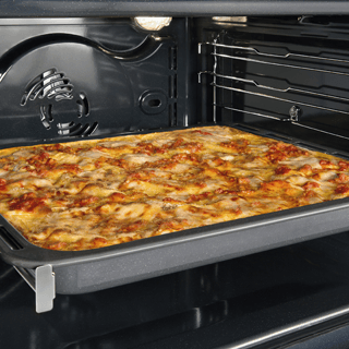 Whirlpool built in electric oven: in Stainless Steel - AKZ9 6230 IX 4