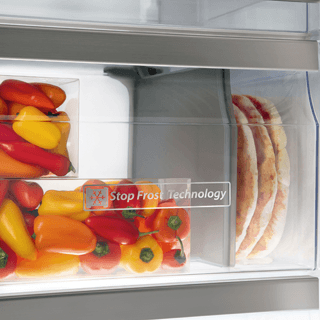 Whirlpool ART 4550/A+ SF.1 Integrated Fridge Freezer 2
