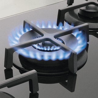 Whirlpool Gas Hob: 4 gas burners - GOW 6423/NB 3