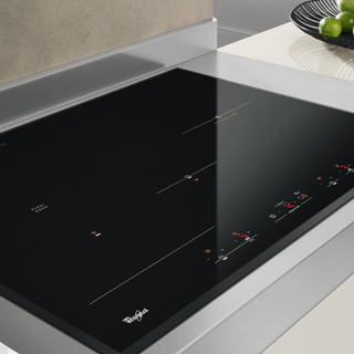 Whirlpool Fusion ACM868BAIXL Induction Hob - Black 8