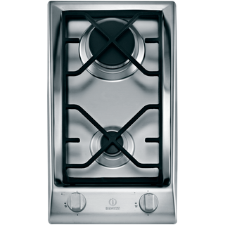 Gas hob: 2 gas burners