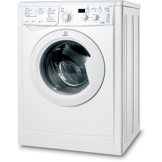 Indesit Ecotime IWDD 7123 Washer Dryer in White