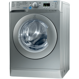 Indesit Innex XWA 81482X S Washing Machine in Silver