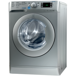 Indesit Innex XWE 91483X S Washing Machine in Silver