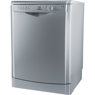 Indesit Ecotime DFG 15B1 S Dishwasher in Silver