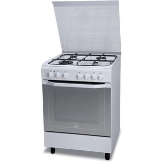 cucine elettriche e a gas a libera installazione   indesit it - Cucina Elettrica Prezzi