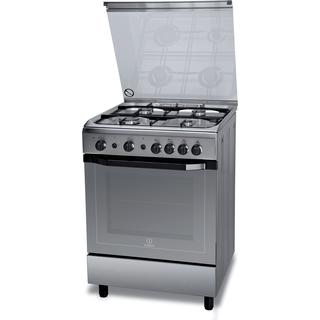 cucine elettriche e a gas a libera installazione | indesit it - Cucine A Gas Indesit