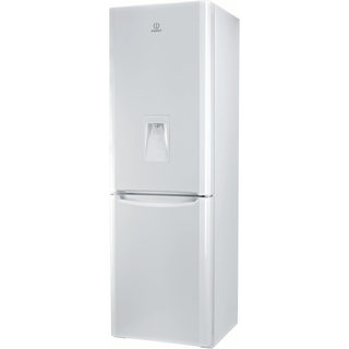 Indesit BIAA 13P F WD Fridge Freezer in White