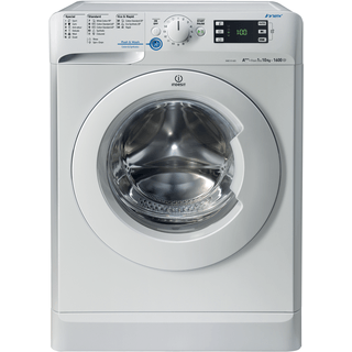 Indesit Innex XWE 101683 W Washing Machine in White