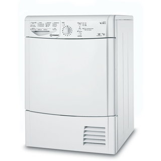 Condenser tumble dryer: freestanding, 8kg