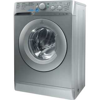 Indesit Innex XWSC 61252 S Washing Machine in Silver