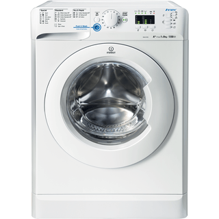 Indesit Innex XWA 81252X W Washing Machine in White