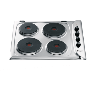Hotpoint Hob 4 Electric Rings E604x Hotpoint