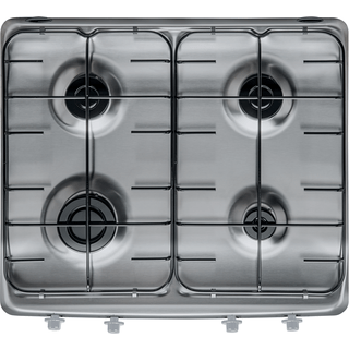 Gas hob: 4 gas burners