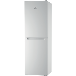 Indesit LD85 F1 W Fridge Freezer in White