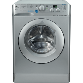 Indesit Innex XWD 71252 S Washing Machine in Silver