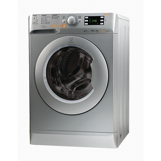 Indesit Innex XWDE 751480X S Washer Dryer in Silver