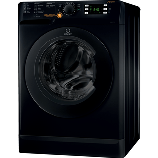 Indesit Innex XWDE 751480X K Washer Dryer in Black
