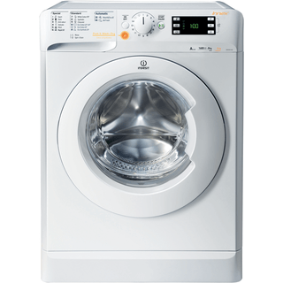 Freestanding washer dryer: 8kg