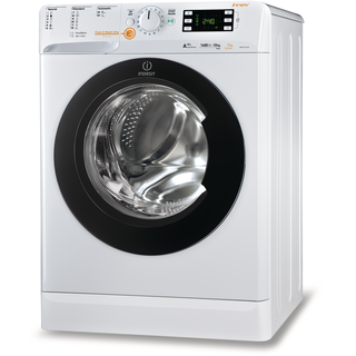 Lavante-séchante posable Indesit : 10 kg