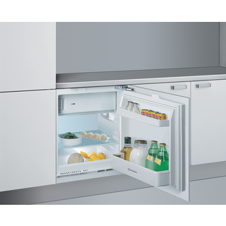 Indesit IF A1. Integrated Fridge in White