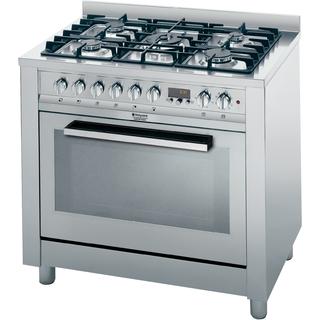 Cucine a gas ed elettriche a libera installazione e da incasso hotpoint it - Cucina a gas da 90 ...