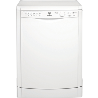 Indesit DFG 26B1 MyTime Dishwasher in White